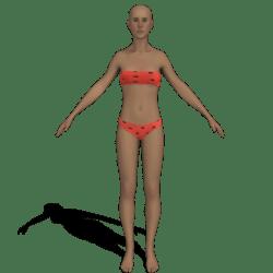 Bikini Melon