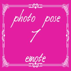 photo pose 7