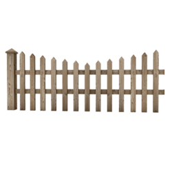 Picket Fence 01_Extend_Right