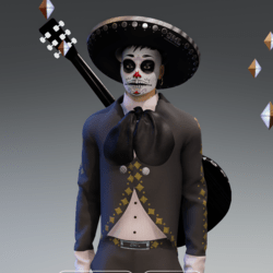MARIACHI  OUTFIT_ F