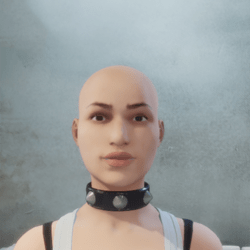 [F] Koopa Collar - Necklace