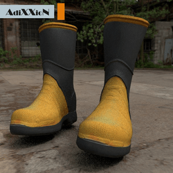 Workman Boots Yellow