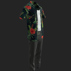ACE VENTURA   OUTFIT_ A2