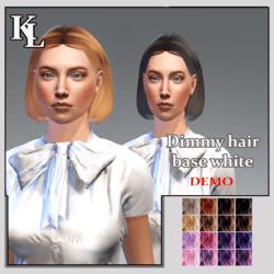 Dimmy hair- demo