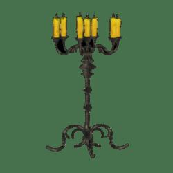 Antique Candelabra - 7 arms -