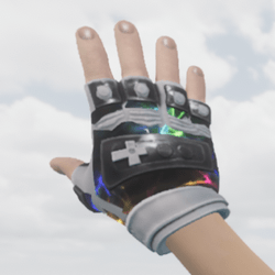 Womens Cybergloves - ZAP