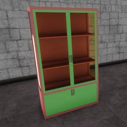 Closet A St2 (interactive)