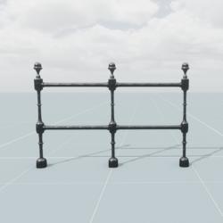 Iron Railing 2