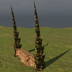 Cave Spikes