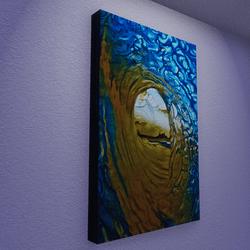 Barrel Ocean Artwork