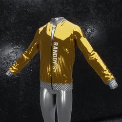Jacket Chrome gold