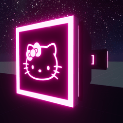 [SHAPELIGHT] 1.10 - Hello Kitty (Animated)