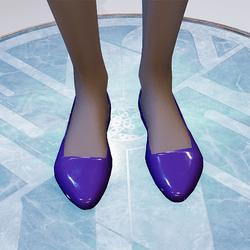 Violet flats