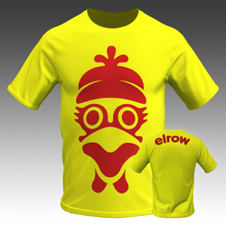 Elrow T-Shirt 02 - UNISEX