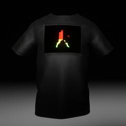 T-Shirt LED Dancing