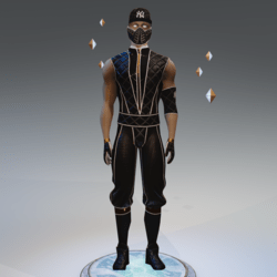 "Scorpion ""Cut-out"" Avatar"