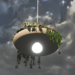 Plantable Lamp