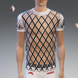 Trans3D-Net Athletic Shirt - Male