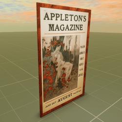 Appletons Magazine Alphonse Mucha