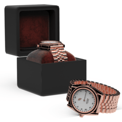 Rollie RoseGold Watch [FEMALE]