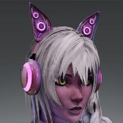 Anubis headphones HOLO-00L