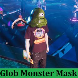 Glob Monster Mask