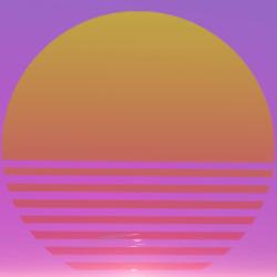 Vaporwave Skybox