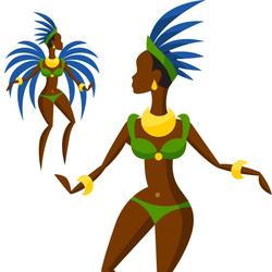 Samba Dancing Emote