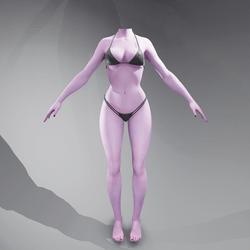Vinx's Body
