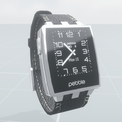 Pebble Steel (female version)