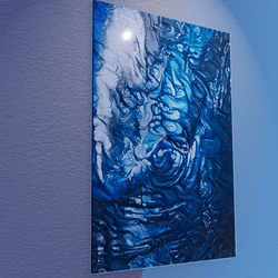 Choppy Ocean Artwork