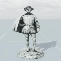Antique Statue 5