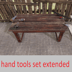 hand tools extended (10 item)