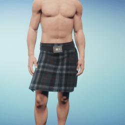 Kilt: Silver Pride of Scotland