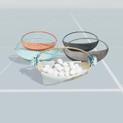 Oval Hand Baskets