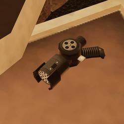 Scatter Pistol Wearable - Ring