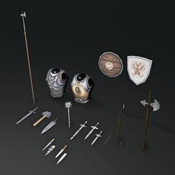 Armory Stuff 1