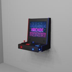 Arcade Machine Afas
