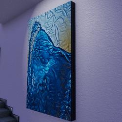 Amped Ocean Artwork