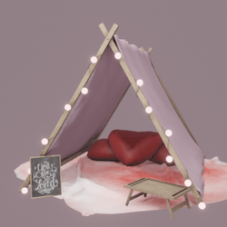 The tent of love