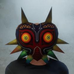 [M] Skull Kid Mask - Ears