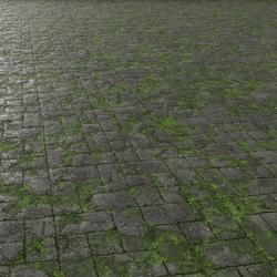 Pavement Floor Stone 2