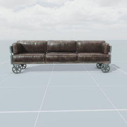 Steampunk Couch 3.12