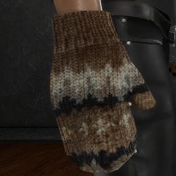 Womens BERN mittens