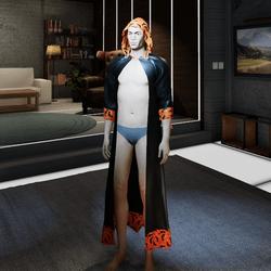Bat Robe