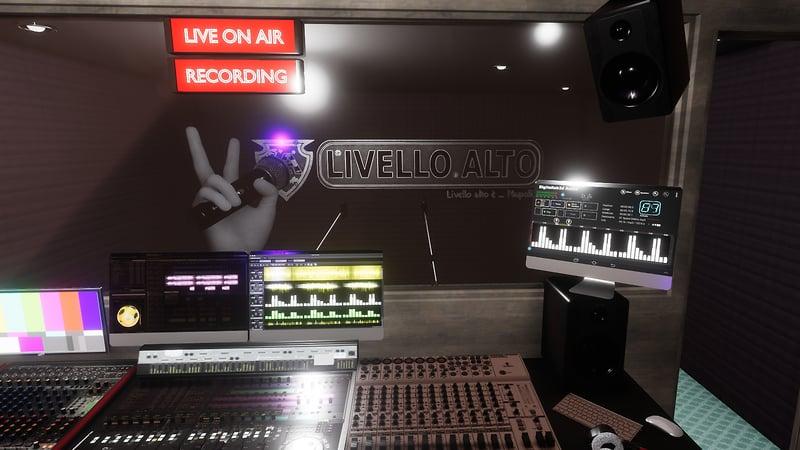 LIVELLO ALTO RECORDING STUDIO