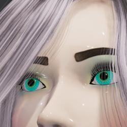 Blue eyes - Alina Avatars
