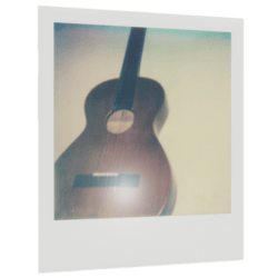 Polaroid Guitar FP
