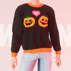 Spooky Lovers Sweater