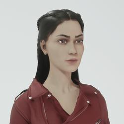 Simone Female Avatar